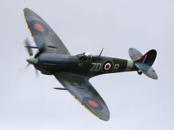 mh434 - spitfire mkix - old buckenham - 31jul16 845l