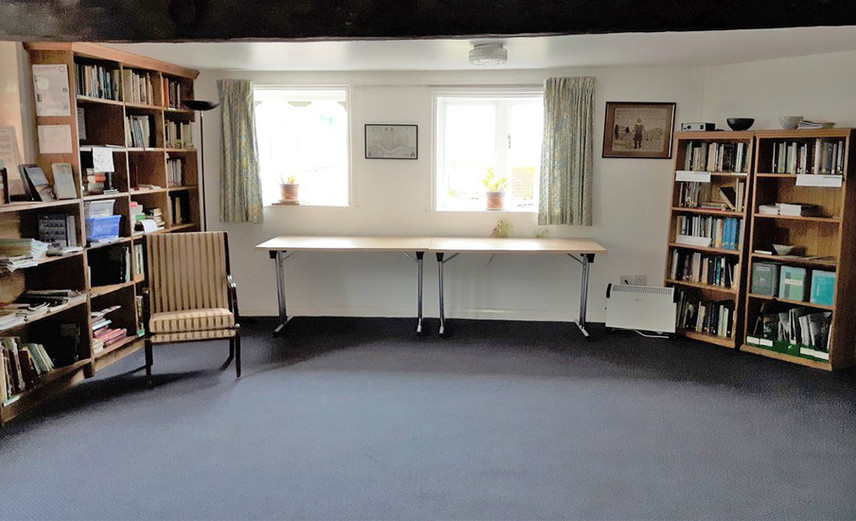 Library - Kings Lynn Meeting House