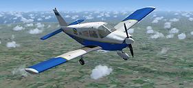 Flight Simulator Norfolk