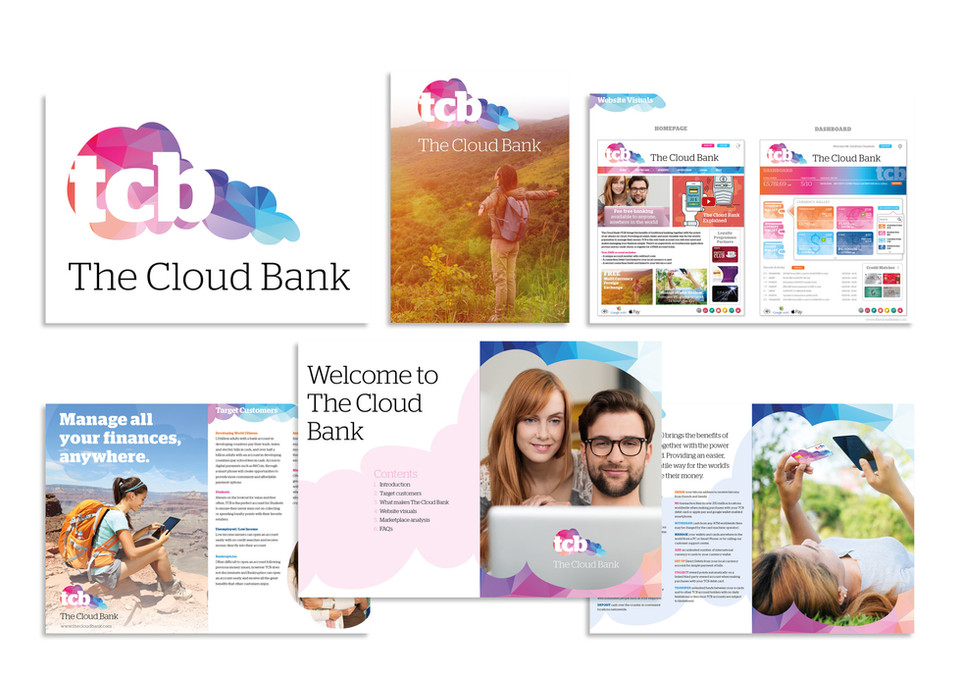 THE CLOUD BANK