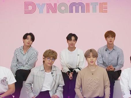 Charts: BTS celebra su primer #1