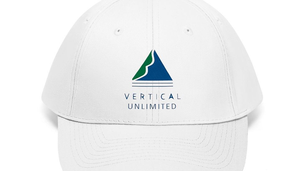 Twill Hat–Vertical Unlimited