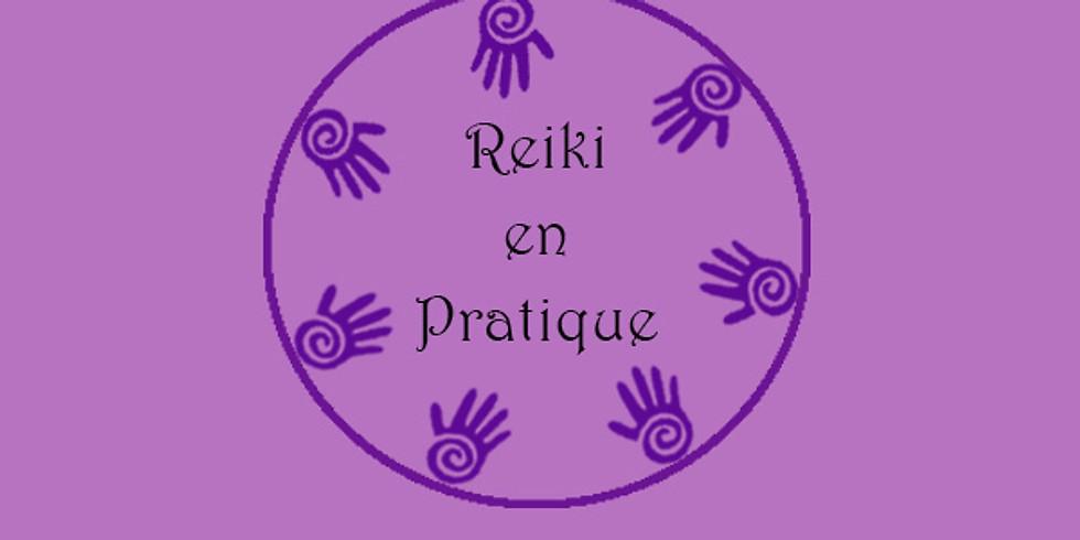 ATELIERS Reiki en Pratique (mensuel)