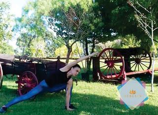 Uma vida com Yoga