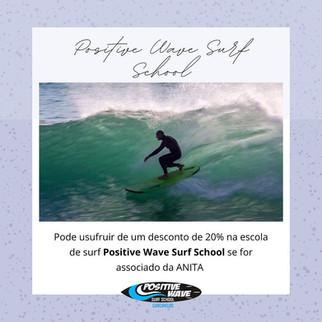 Parceiro Positive Wave Surf School