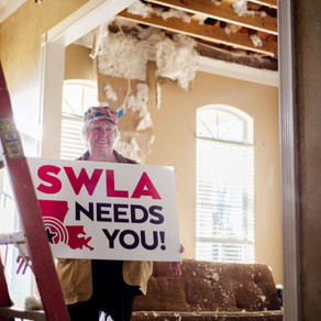 SWLA Needs You: The Istre Family