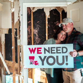 SWLA Needs You: The Rodrigue Family