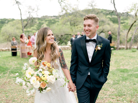 Intimate Micro-Wedding in Scenic West Austin