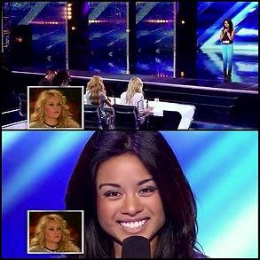 Jules Aurora The X Factor