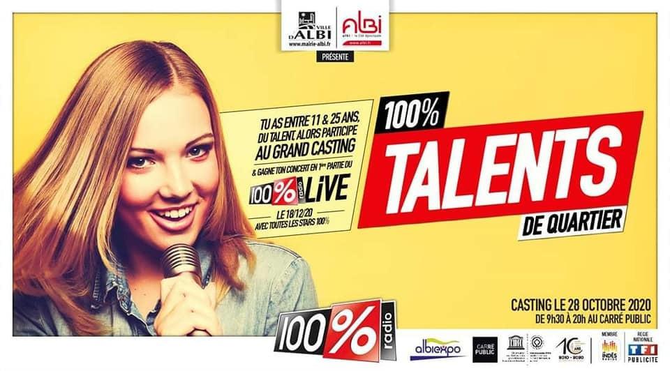 Stephan Solo est honoré de prendre part au jury des auditions de cette nouvelle édition de Talents de Quartier, qui se dérouleront à Albi le 28 octobre 2020.