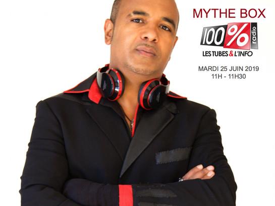 Mythe Box : la chronique radio sur 100% en hommage à Michael Jackson