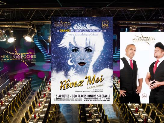 Humour, stand-up et Human Beatbox dans le plus grand cabaret de Toulouse