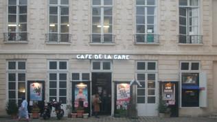 Théâtre : Le café de la Gare à Paris (contact, histoire)
