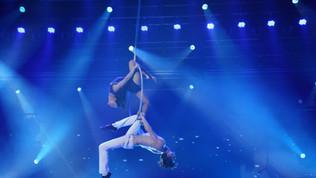 Musical Cabaret présente Epicirque avec les acrobates John & Cassandra