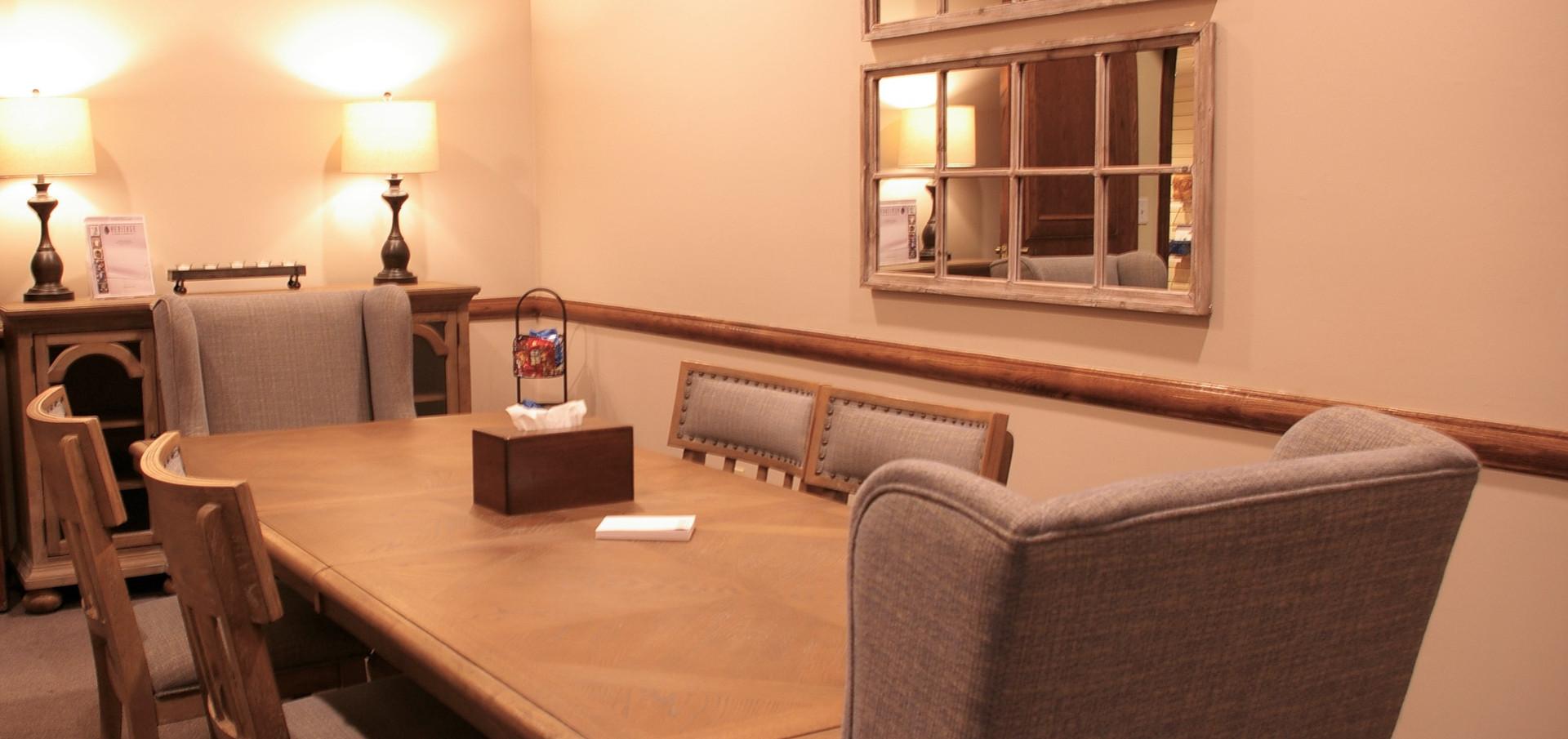 arrangement room 3