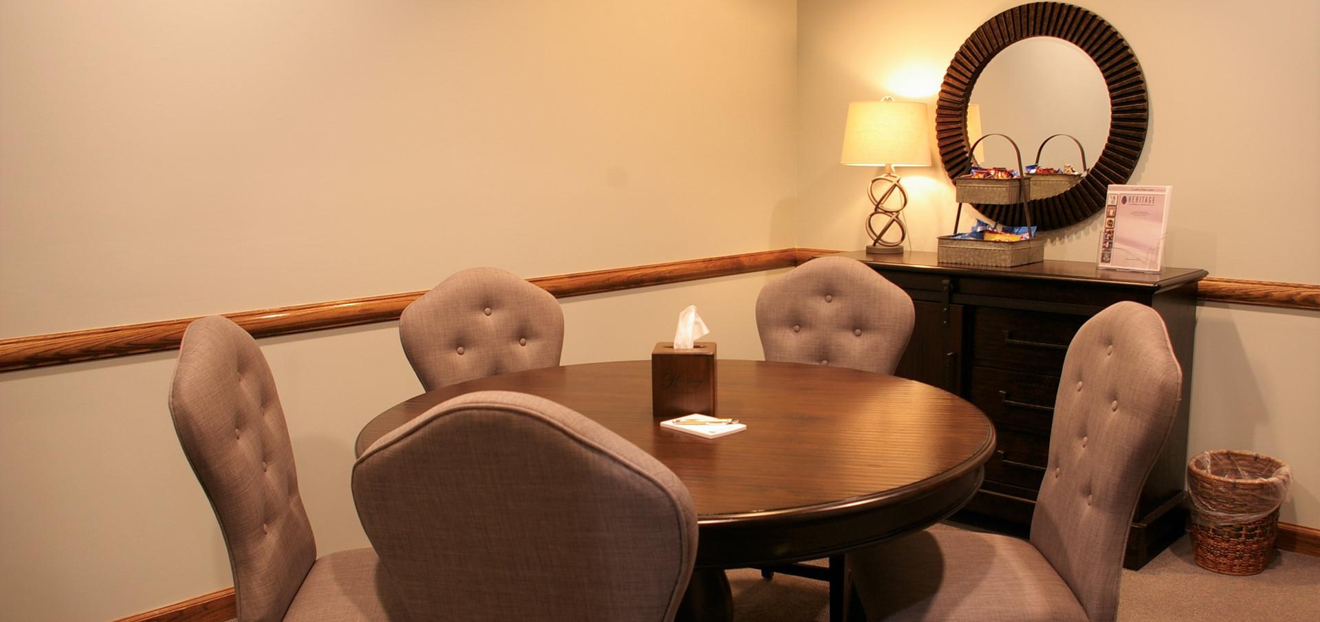 arrangement room 2
