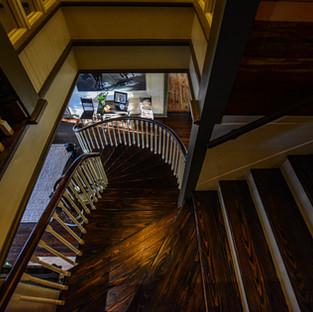 Roosevelt & Shackleton Stairway