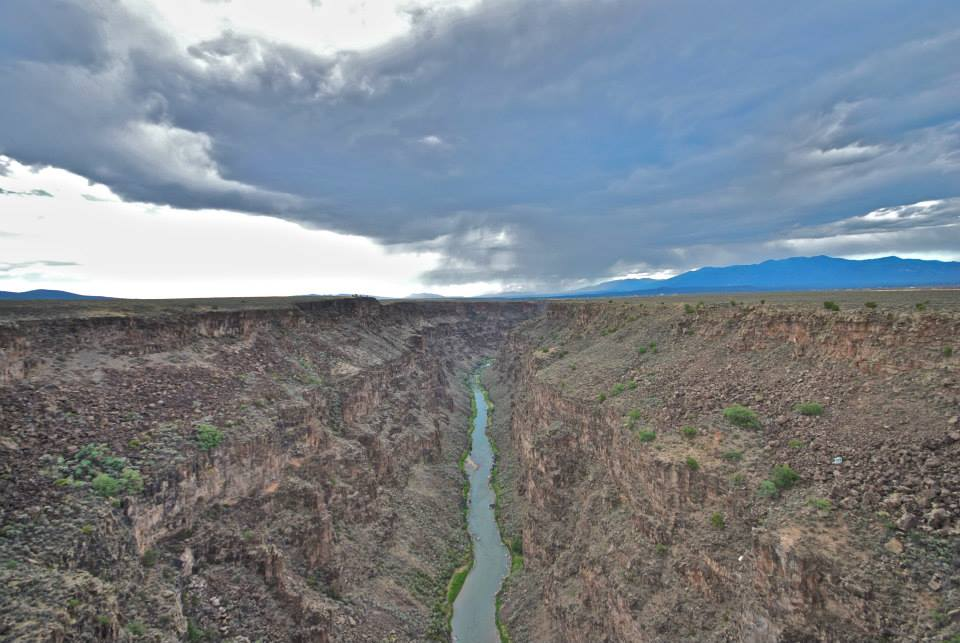 Rio Grand Gorge New Mexico