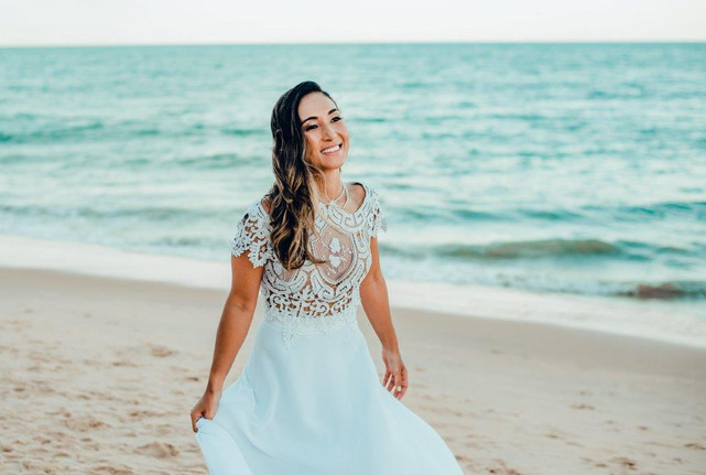 Mayra - minha noiva Oriental mais linda!