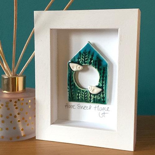 Mini 'Birdhouse1' Frame
