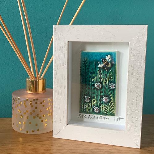 Mini 'Bee Meadow' Frame