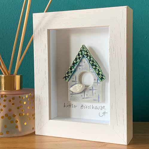 Mini 'Birdhouse 4' Frame