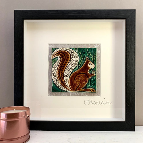 Small 'Squirrel' Tile frame