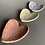 Thumbnail: Trio of heart dishes - pinks