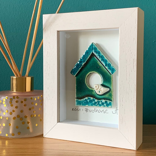 Mini 'Birdhouse 2' Frame