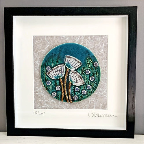 'Flora' Tile Frame - Medium