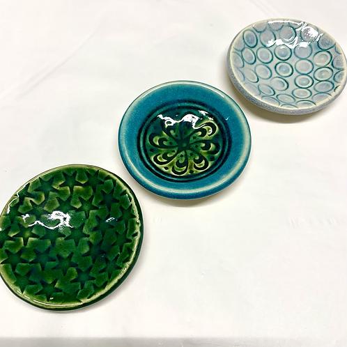 Set of Three Mini Dishes