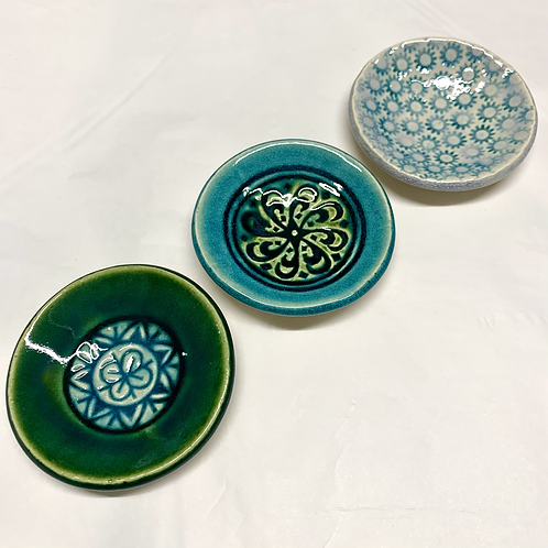 Mini Dish - set of three