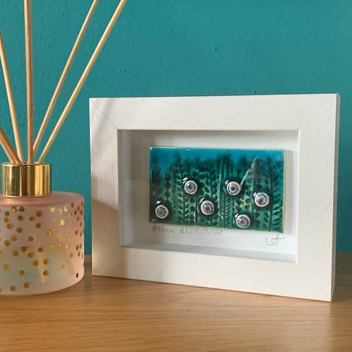Mini 'Meadow Landscape' Frame