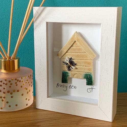 Mini 'Beehive' Frame - Natural