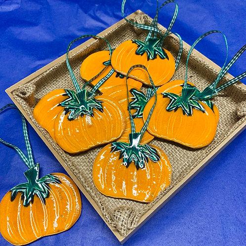 Pumpkin Hanging Decoration
