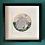 Thumbnail: 'Sleeping Hare' tile frame - medium