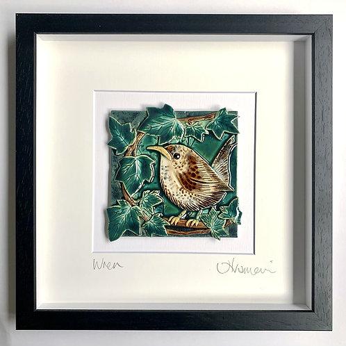 'Wren' Tile Frame - Medium