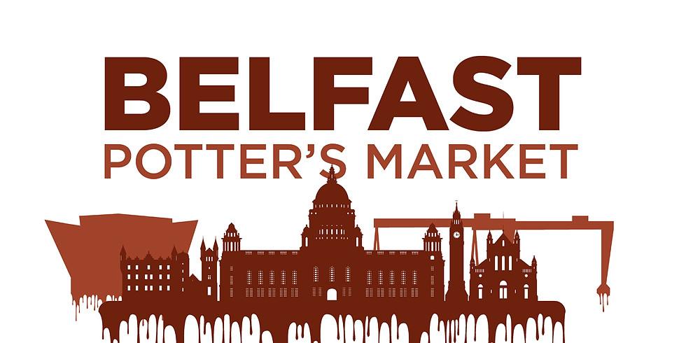 Belfast Potter's Market POSTPONED UNTIL 14/08/21