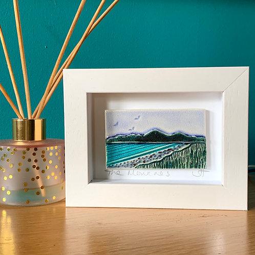 Mini Mourne Mountains - Blue/Grey