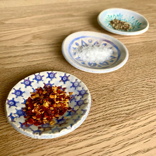 Mini Dishes - set of three