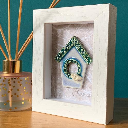 Mini 'Birdhouse 3' Frame