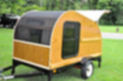 Convertible Teardrop Camper