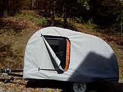 Teardrop Camper Bunk