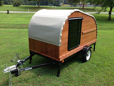 New Teardrop Camper Coming Soon!