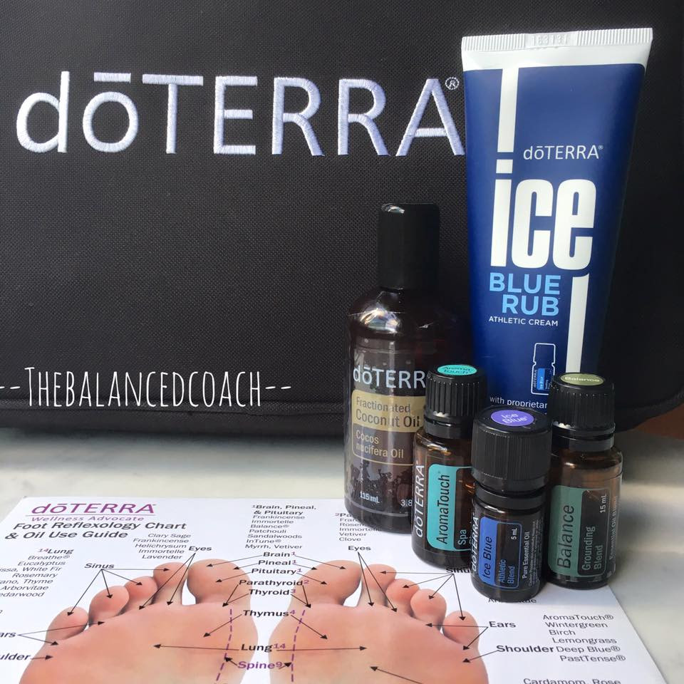 doTERRA massage therapist top 5
