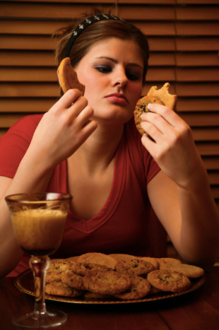 The psychological eater