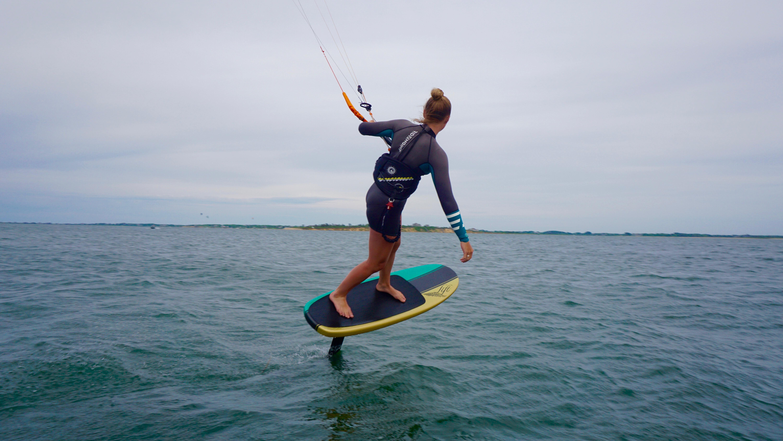 Kite Hydrofoil