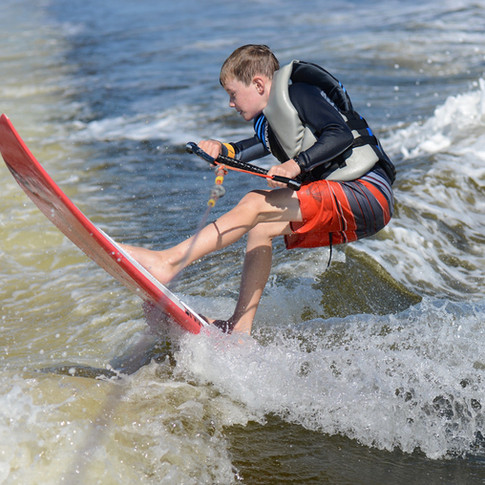 Wakeboarding & Wakesurfing in Stuart, FL