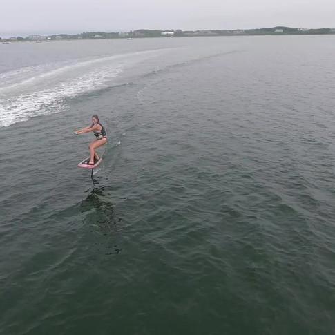 Learn to Hydrofoil in Stuart, Fl