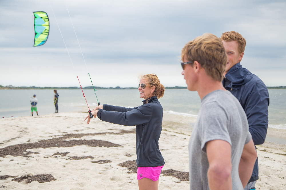 Learn to kiteboard in Stuart Florida